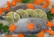Заливное из форели - рецепт пошаговый с фото